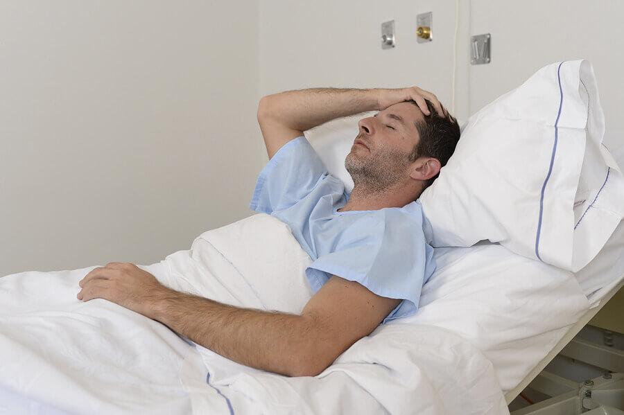 Unerwartete Schwere Krankheit ist ein Grund zum Nichtantritt der Reise